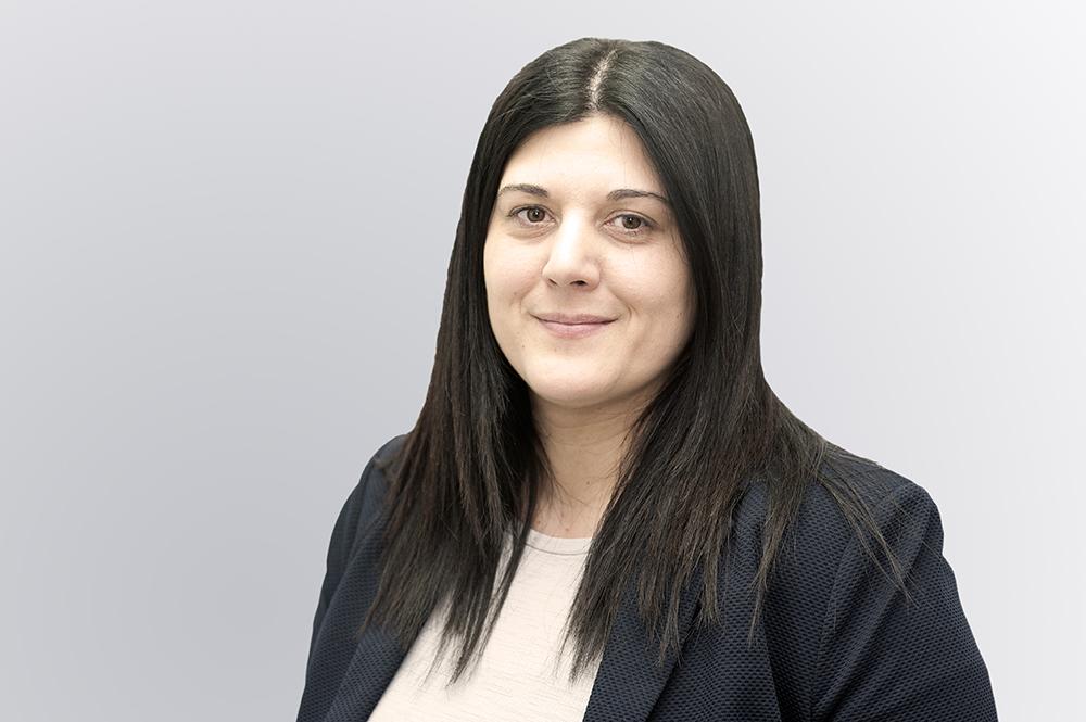 Silvia Muñoz Site Manager